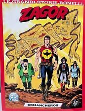 Fumetto Sergio Bonelli Editore Zagor Le Grandi Storie n 1 Comancheros