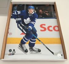 Toronto Maple Leafs 16x20 Picture Hockey Auston Matthews NHL Action Pose Photo