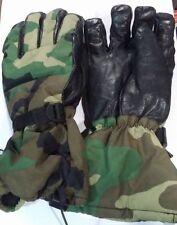 GUANTI militare GORETEX taglia 10 1/2 II Esercito Italiano vegetati ORIGINALE