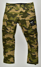 G-STAR RAW, Rovic Qane 3D Tapered, Cargohose Camouflage Berge AO Jeans W38 L32