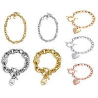 Fashion Accessories Women's Men's Crystal Diamond Chain M @ K Bracelet Necklace