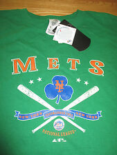 Adidas 2005 NEW YORK METS Established 1962 National League (2XL) T-Shirt w/ Tags