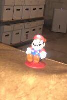 Vintage 1989 Nintendo Super Mario Bros Raccoon Mario Spring Popper Jumping Toy