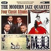 Four Classic Albums (The Modern Jazz Quartet / Django / Fontessa / The Modern Ja