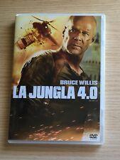 "DVD película ""La Jungla 4.0"" sin usar"