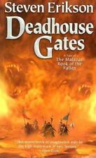 Deadhouse Gates: A Tale of The Malazan Book of the Fallen by Erikson, Steven , M