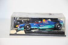 Minichamps 1:43 Red Bull Sauber Petronas C18 J.Alesi 1999