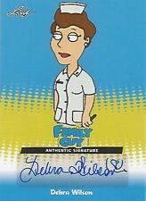 Family Guy Season 3,4,5 - Debra Wilson Autograph Card