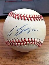 ED SPRAGUE 2 SIGNED AUTOGRAPHED OAL BASEBALL! Blue Jays, Red Sox, Pirates!