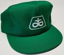 Pioneer Seed Company Snapback Cap Farmer Green Hat Beans corn Trucker  farming 587cc5b27d8b