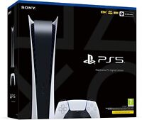 Sony PlayStation 5 Digital Edition PS5 Console NEW & SEALED - CONFIRMED ORDER ✅