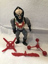 He-Man Masters of the Universe 1985 Hurricane Hordak Action Figure complete MOTU