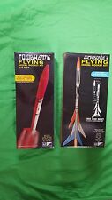 Vintage Rocket lot: MPC Tomahawk and Microsonde 3 Stage, 1970's, NIB, NR