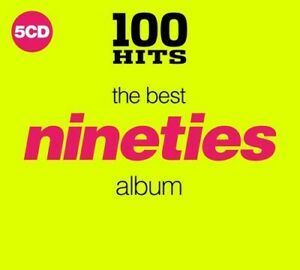 Various Artists - 100 Hits: Best 90s Album / Various [New CD] Boxed Set, UK - Im