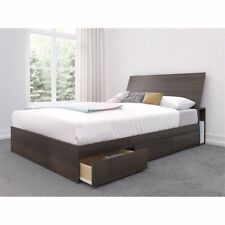 Nexera 2 Piece Full Size Bedroom Set Ebony
