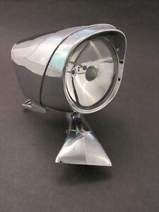 Vintage Accessory Spotlight Mirror 1950 's 1960 's Original Nelmor Spot Light