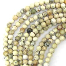 "African Opal Round Beads Gemstone 15.5"" Strand 4mm 6mm 8mm 10mm 12mm"