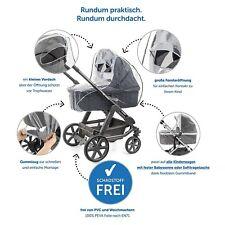 Habillage Pluie pour Poussette Protection Protege Housse Universel Bébé confort
