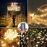 20-300LED Fairy String Lights Lamp LED Home Wedding Party Decoration In/Outdoor
