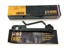 Burris Scope Mount Remington 600 660 Gloss Black 410224 + Box & Tool 4331-Nr