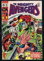 Avengers #66 ORIGINAL Vintage 1969 Marvel Comics 1st Mention of Adamantium Metal
