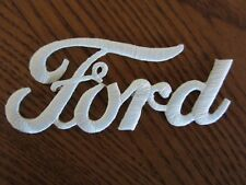 "Rat Rod Hot Rod ""Ford"" Script Patch"
