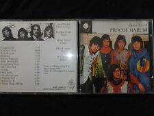 RARE CD PROCOL HARUM / EASTER ISLAND / RARE TRACKS /
