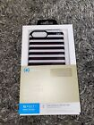 Speck Apple iPhone 6s Plus, 7plus , 8 PLUS Inked Case - Striped Gld/Marble Gy