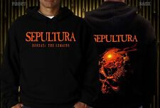 SEPULTURA-Beneath the Remains-Groove metal-Soulfly-Kreator,Hoodie-sizes:S to XXL