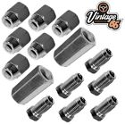 Brake Pipe Joint Male Female Connectors 38 Unf In Line Repair Double Ended