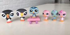 Littlest Pet Shop LPS BIRD  #975 821 654 1748 930 825 Puffin Duck Penguin SLED