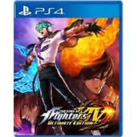 King Of Fighters XIV 14 Ultimate Edition Ps4 Asia English version in stock