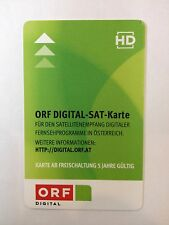 ORF Karte Digital HD (gültig 5 Jahre)