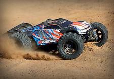 Traxxas 1/10 E-Revo VXL 2.0 4WD Brushless Monster Truck RTR Orange TQi Radio/TSM