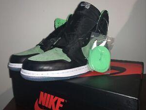 Nike Air Jordan 1 Retro High Zoom Zen Green 9.5
