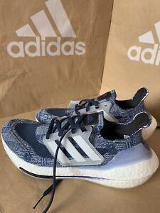 Adidas Ultraboost 21 Primeblue Road Running Shoes Men's UK 8.5 Sample RRP £160