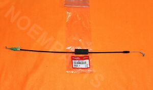 NEW OEM 04 05 06 07 08 Acura TL DRIVER LEFT REAR Door Opener Lock Cable wire