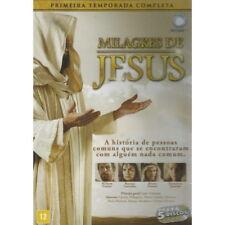 DVD Milagres De Jesus - 1a Temporada Completa [ Season 1 ] [ 5-Disc Set ]