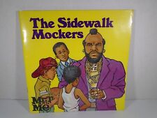 1985--MR T AND ME--THE SIDEWALK MOCKERS BOOK BY CHARLOTTE GRAEBER (LOOK)