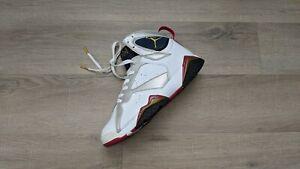 Verified Authentic ☑️ Nike Air Jordan 7 VII Olympic Size 9.5 11 UNC University