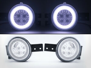 LED Turn Signal Indicator Halo Ring Light Clear For Mini Cooper R50 R52 R53 S