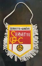Maillot jersey shirt vareuse fanion pennant 1980s vintage servette de Genève fc