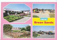 Somerset Postcard - Views of Pontin's Holiday Club - Brean Sands    AB2387