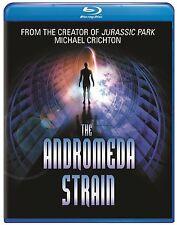THE ANDROMEDA STRAIN Blu Ray 1970 Arthur Hill, David Wayne Brand New Sealed