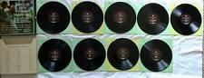 Popular hits from nashville vinyl record box set 9 vinyls inside EX condition #7