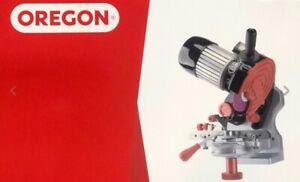 NEW Oregon Chainsaw Chain Sharpener Grinder 410-230 Sharpens Chain up to .404