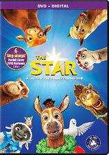 #4 THE STAR Brand New DVD + Digital FREE SHIPPING