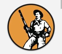 Henry Repeating Arms Custom Logo Die Cut Magnet for Fridge Toolbox Firearms Gun