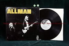 "BOLD 302 Duane & Gregg Allman S/T includes ""Melissa"" Demo gatefold NM/NM~J:VG+"