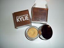 Kylie Cosmetics Holiday Edition Cream Eyeshadow YELLOW GOLD 100 % AUTHENTIC BNIB